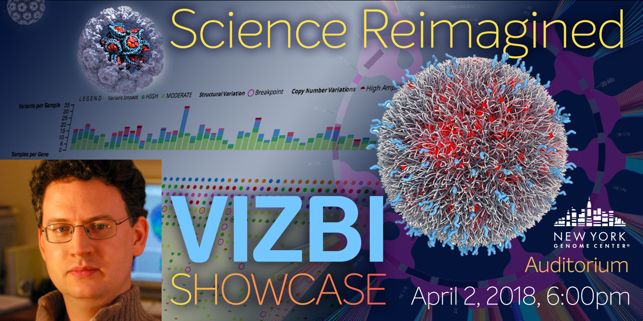 VIZBI Showcase 2018 New York